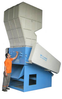 Plastic Crushing Machines