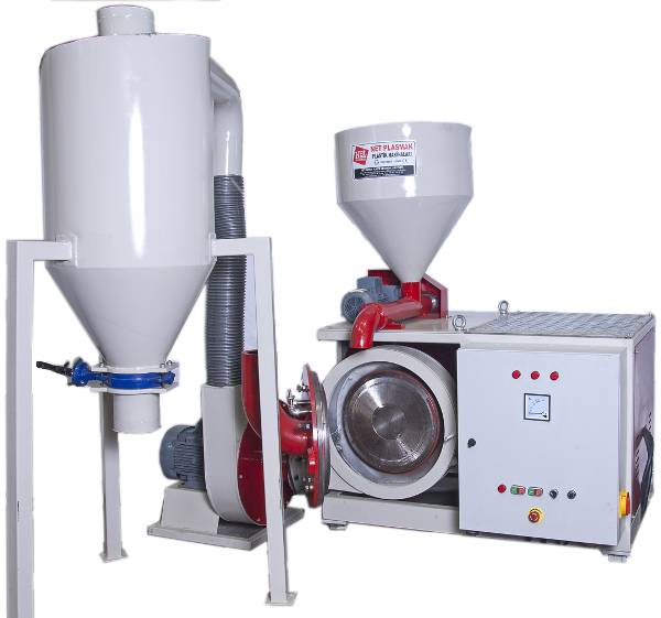 Plastic Micronizing Machine