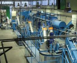 PET Recycling Lines