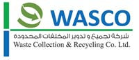 WASCO Waste Collection & Recycling Company Saudi Arabia